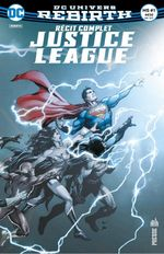 Couverture DC Univers Rebirth - Justice League Hors Série, tome 1