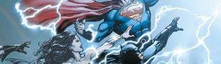 Couverture DC Univers Rebirth - Justice League Hors Série, tome 1