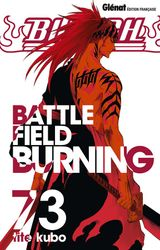 Couverture Battlefield Burning - Bleach, tome 73
