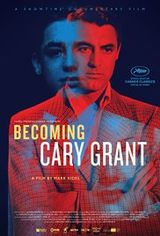 Affiche Becoming Cary Grant