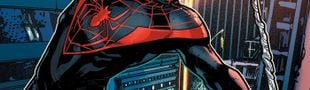 Couverture Ultimate Spider-Man : Miles Morales, tome 1