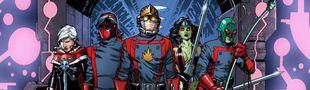 Cover Les Gardiens de la Galaxie En comics