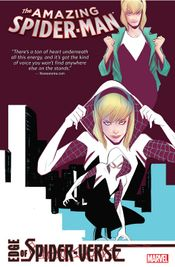 Couverture Edge of Spider-Verse (2014)