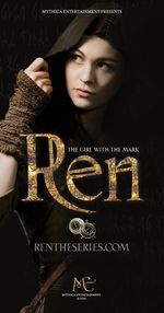 Affiche Ren : the girl with the mark