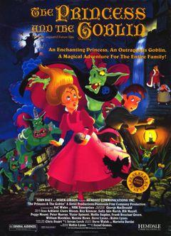 Affiche La princesse et la forêt magique
