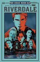 Couverture Riverdale