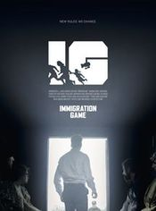 Affiche Immigration Game