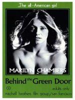 Affiche Derrière la porte verte