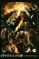 Couverture Overlord - Tome 1 : Le Roi Mort-Vivant
