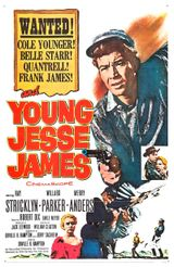 Affiche Young Jesse James