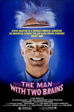 Affiche L'Homme aux deux cerveaux