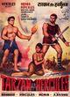 Affiche Tarzan contre Hercule