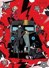Affiche Persona 5 the Animation: The Day Breakers