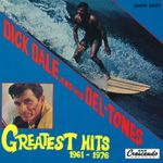 Pochette Greatest Hits 1961-1976