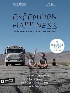 Affiche Expedition Happiness