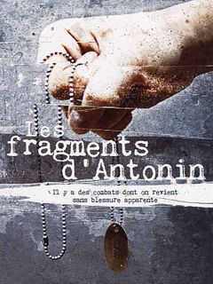 Affiche Les Fragments d'Antonin