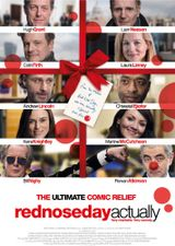 Affiche Red Nose Day Actually