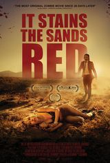 Affiche It Stains the Sands Red