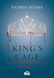 Couverture King's Cage