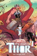 Couverture The Mighty Thor (2015 - 2017)