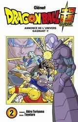 Couverture Dragon Ball Super, tome 2