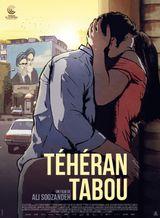 Affiche Téhéran Tabou