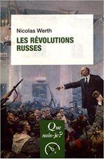 Couverture Les révolutions russes