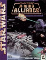 Jaquette Star Wars : X-Wing Alliance