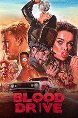 Affiche Blood Drive