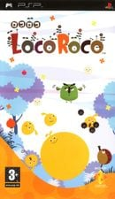 Jaquette LocoRoco
