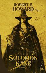 Couverture Solomon Kane : L'intégrale
