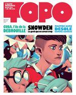 Couverture Topo, numéro 5