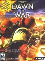 Jaquette Warhammer 40,000 : Dawn of War (The complete collection)