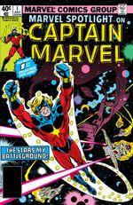 Couverture Marvel Spotlight (1979-1981)