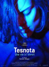 Affiche Tesnota – Une vie à l'étroit