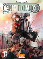 Couverture Green Mechanic - Tome 1