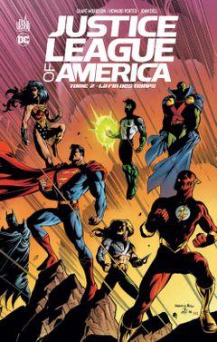 Couverture La Fin des Temps - Justice League of America, tome 2