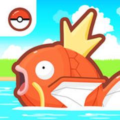 Jaquette Pokémon: Magicarpe Jump
