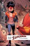 Couverture Le Fils de Superman - Superman (Rebirth), tome 1