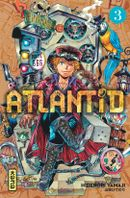 Couverture Atlantid, Tome 3