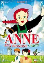 Affiche Anne, la maison aux pignons verts