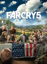 Jaquette Far Cry 5