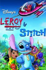 Affiche Leroy et Stitch