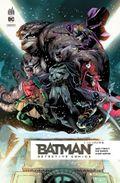 Couverture La Colonie - Batman : Detective Comics (Rebirth), tome 1
