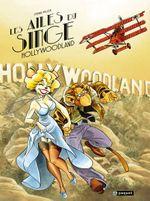 Couverture Hollywoodland - Les ailes du singe, tome 2
