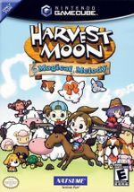 Jaquette Harvest Moon: Magical Melody