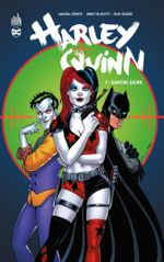 Couverture Dancing Quinn - Harley Quinn, tome 5
