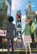 Affiche Higashi no Eden, Movie I : the King of Eden