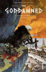 Couverture Avant le déluge - The Goddamned, tome 1