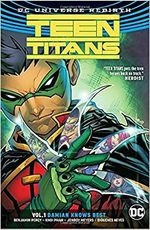 Couverture Damian Knows Best - Teen Titans (Rebirth), Vol. 1